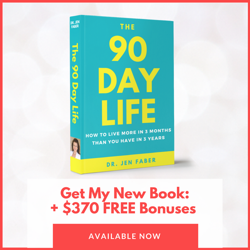 Get My New Book + Bonuses