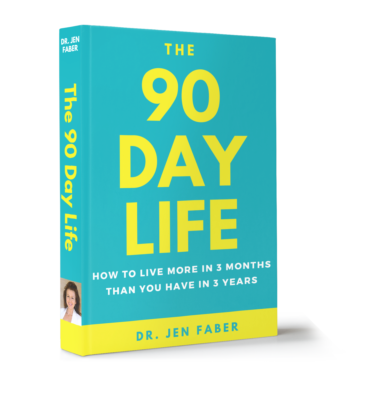 3D Cover - 90 Day Life