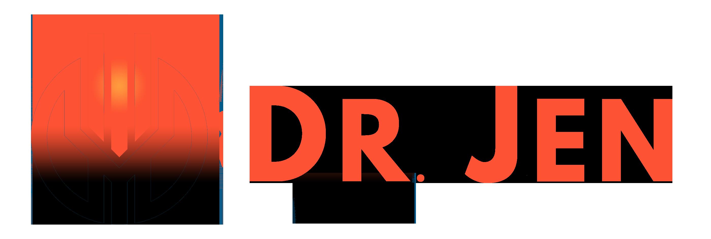 LOGO - Dr. Jen - SMALL