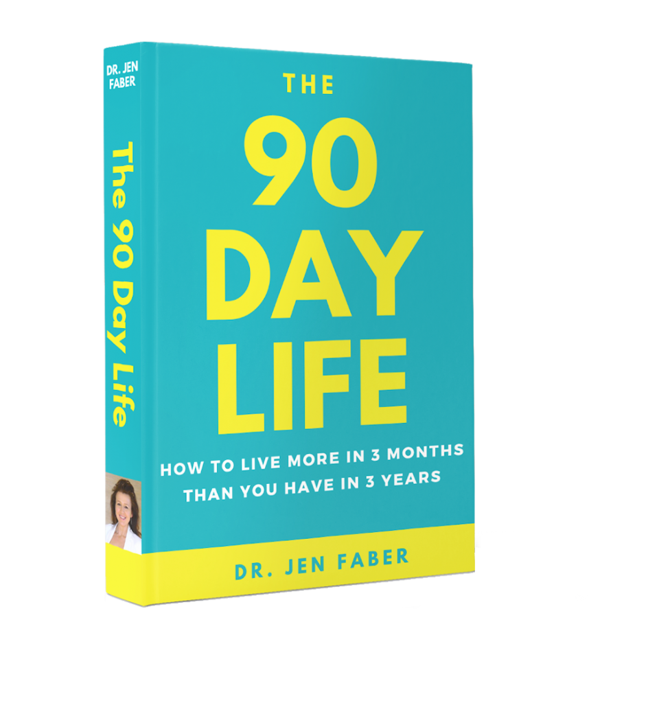 90 Day Life - 3D Cover - Same as Book Size