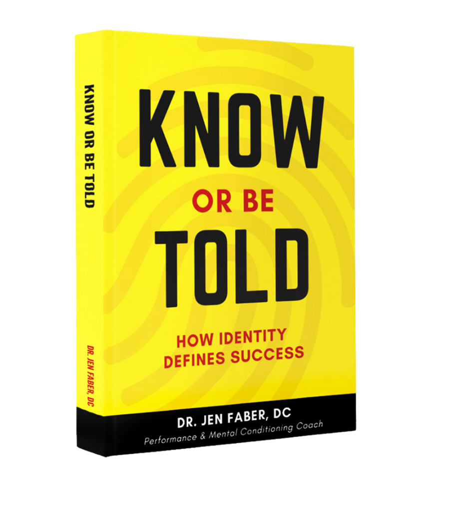 Know or Be Told - 3D Cover - Same as Book Size